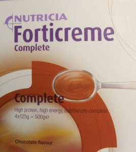 Forticreme Complete Chocolate 125g Pack of 4