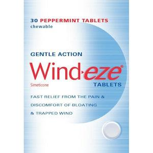 Wind-eze Chewable Tablets Pack of 30
