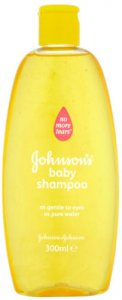 Johnsons Shampoo Original 300ml