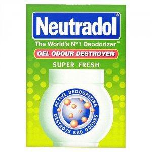 Neutradol Continuous Deodorizer Super Fresh Gel