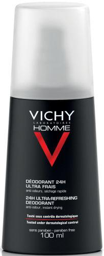 Vichy Homme Ultra Fresh Deodorant Spray