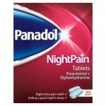 Panadol NightPain Tablets Pack of 20