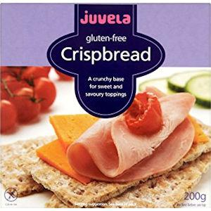 Juvela Gluten Free Crispbreads 200g