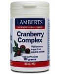Lamberts Cranberry Complex Powder 100g