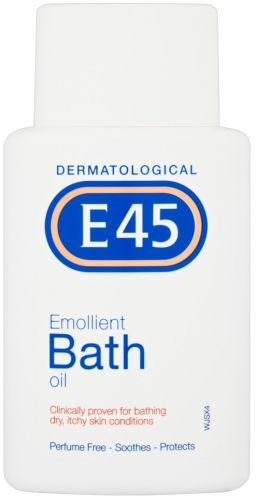 E45 Bath Oil 250ml