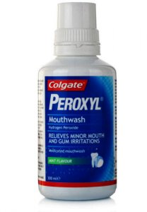 Colgate Peroxyl Oral Rinse 300ml