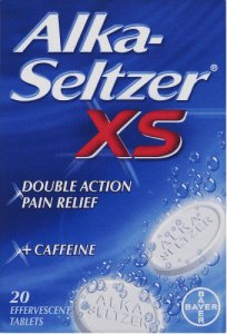 Alka Seltzer XS Pack of 20