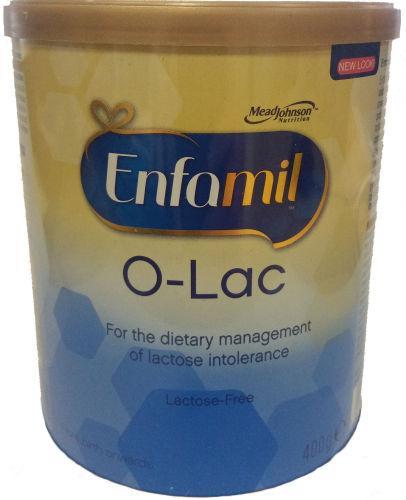 Enfamil O-Lac Lactose Free Formula 400g