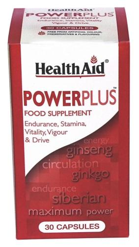 HealthAid Power Plus Capsules Pack of 30