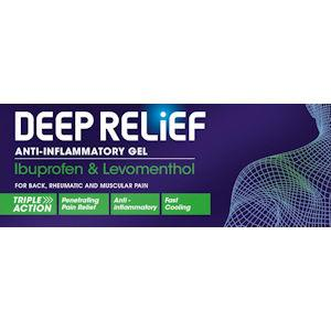 Deep Relief Joint Pain Gel 30g