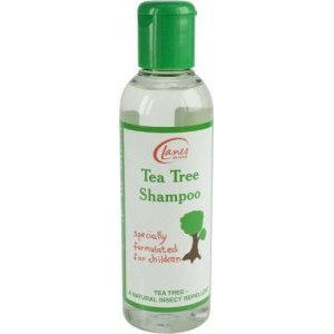 Lanes Tea Tree Shampoo 200ml