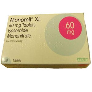 Monomil XL Tablets 60mg Pack of 28