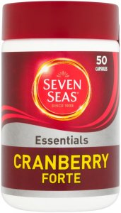 Seven Seas Cranberry Forte Capsules Pack of 50
