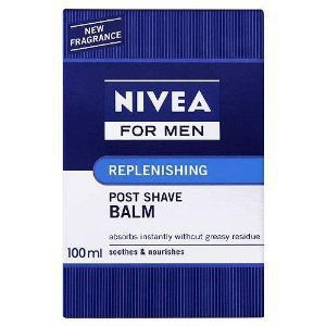 Nivea For Men Replenishing Aftershave Balm 100ml