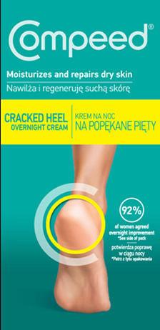 Compeed Cracked Heal Cream Overnight 75ml