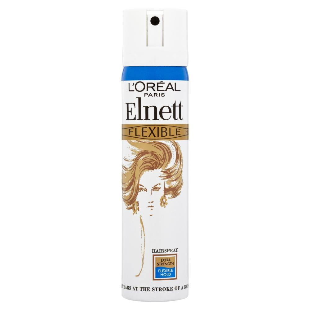 L'Oreal Elnett Extra Strength Flexible Hold Hairspray 75ml