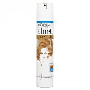 L'Oreal Elnett Extra Strength Flexible Hold Hairspray 200ml