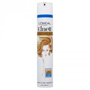 L'Oreal Elnett Extra Strength Flexible Hold Hairspray 400ml