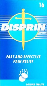 Disprin Tablets Pack of 16