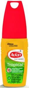 Autan Tropical Insect Repellent Pump Spray 100ml