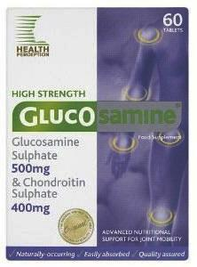 Health Perception Glucosamine 500/400mg Tablets Pack of 60