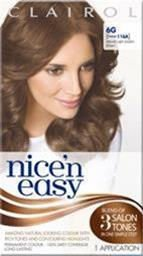 Clariol Nice n Easy Natural Light Golden Brown 6G (formerly 116A)