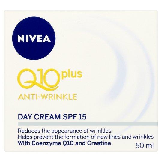 Nivea Visage Anti-wrinkle Q10 Plus Day Creme 50ml