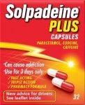 Solpadeine Plus Capsules Pack of 32