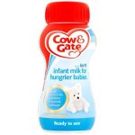 Cow & Gate Hungrier Babies Ready To Feed 200ml