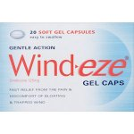 Wind-eze Gel Capsules Pack of 20