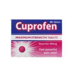 Cuprofen Tablets Pack of 96