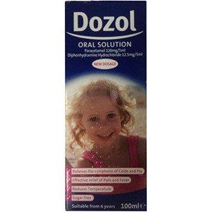Dozol Liquid 100ml