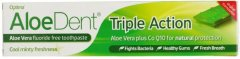 Aloe Dent Triple Action Non Fluoride Toothpaste 100ml