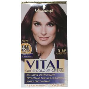 Vital Hair Colourant Mahogany 5-69