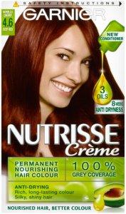 Garnier Nutrisse Creme Morello Cherry Deep Red 4.6