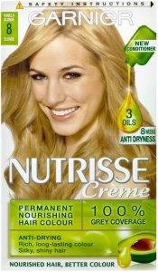 Garnier Nutrisse Creme Vanilla Blonde 8