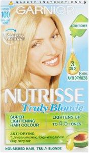 Garnier Nutrisse Truly Blonde Camomile Extra Light Blonde 100