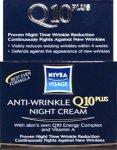 Nivea Visage Anti-wrinkle Q10 Repair Night Creme 50ml