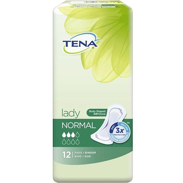 TENA Lady Normal Pack of 12 x 10