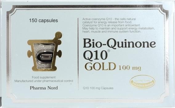 Pharma Nord Bio Quinone Q10 Capsules Pack of 150