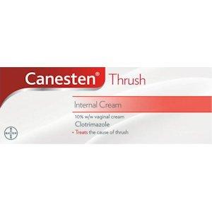 Canesten Thrush Internal Prefilled Applicator 10% 5g