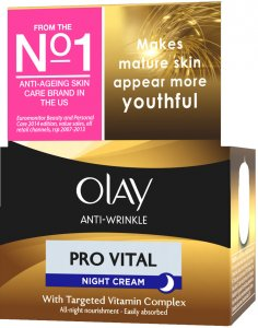 Olay Anti Wrinkle Pro Vital Night Cream 50ml