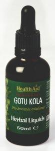 HealthAid Gotu Kola Liquid 50ml
