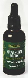HealthAid Hawthorn Berry Liquid 50ml
