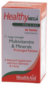 HealthAid Healthy Mega Tablets Pack of 60