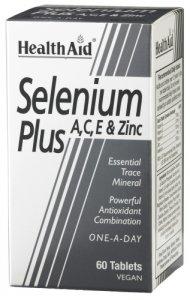 HealthAid Selenium Plus Tablets Pack of 60