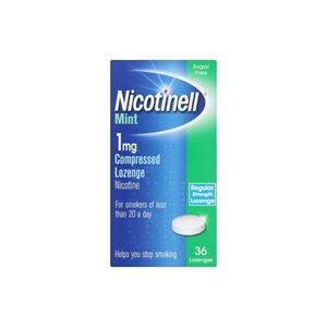 Nicotinell 1mg Lozenge Mint Pack of 36
