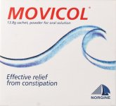 Movicol Lemon & Lime Powder Sachets Pack of 30 x 3