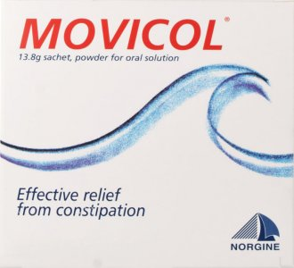 Movicol Powder Sachets Pack of 30 x 3