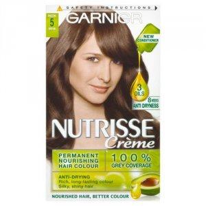 Garnier Nutrisse Creme Mocha Brown 5